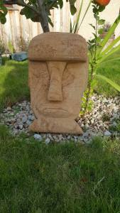 Easter Island Plaque