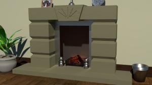 Cruickshank fire surround